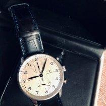 IWC Portuguese Chronograph Acél 41mm Arab Magyarország, Badacsonytomaj