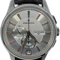 Zenith El Primero Winsor Annual Calendar Steel 42mm Silver No numerals