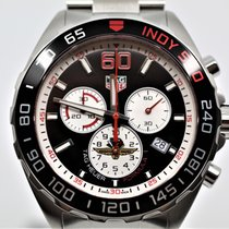 TAG Heuer Formula 1 Quartz Steel 43mm Black Arabic numerals