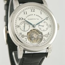 A. Lange & Söhne Platinum 38mm Manual winding 701005 pre-owned