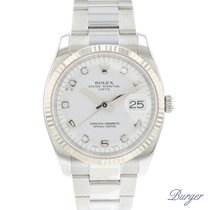 Rolex Oyster Perpetual Date 115234 2008 pre-owned
