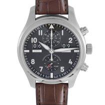 IWC Pilot Spitfire Perpetual Calendar Digital Date-Month Otel 46mm