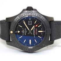 Breitling Avenger Blackbird Titanium 48mm Black No numerals United States of America, Florida, Aventura