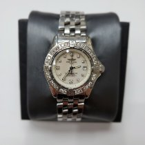 Breitling Callistino Steel 29mm Mother of pearl No numerals United States of America, Arizona, Tempe
