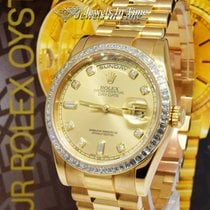 Rolex Day-Date 36 118398 2002 pre-owned