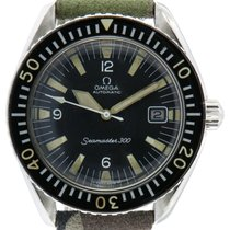 Omega Seamaster 300 166.024 1969 pre-owned