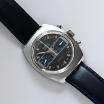 BWC-스위스 스틸 수동감기 중고시계