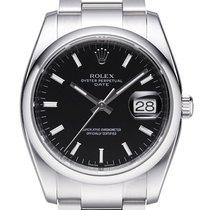 Rolex Oyster Perpetual Date 115200 2019 nuevo