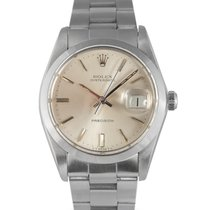 Rolex 6694 Steel 1982 Oyster Precision 34mm pre-owned