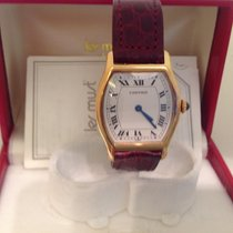 Cartier Tortue Oro rosado 34mm
