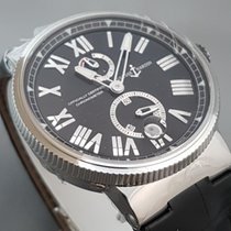 Ulysse Nardin MAXI Marine diver Chronometer power reserve...
