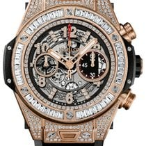 Hublot Big Bang Unico King Gold Jewellery 45mm Automatic Chrono