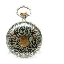 Glashütte Original Assmann Taschenuhr Tula Silber 900/000