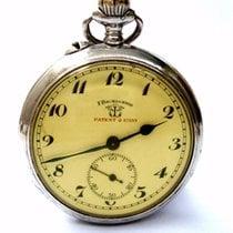 F. BACHSCHMID Antique Pocket Watch Open Face Circa 1900 50mm...