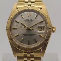Rolex 1625 Datejust Turn-O-Graph Gold Tiffany
