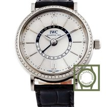 IWC Portofino Automatic Day and Night Mother Of Pearl Dial NEW