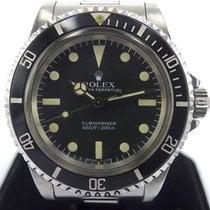 롤렉스 (Rolex) Submariner No Date Ref 5513 Maxi Mark V Dial