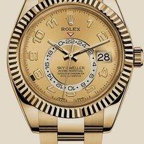 Rolex Sky-Dweller 42mm Yellow Gold