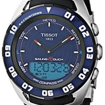 Tissot Sailing Touch Analog-Digital Men's Watch T056.420.2...
