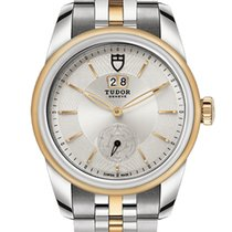 Tudor Glamour Double Date 57003 2019 new