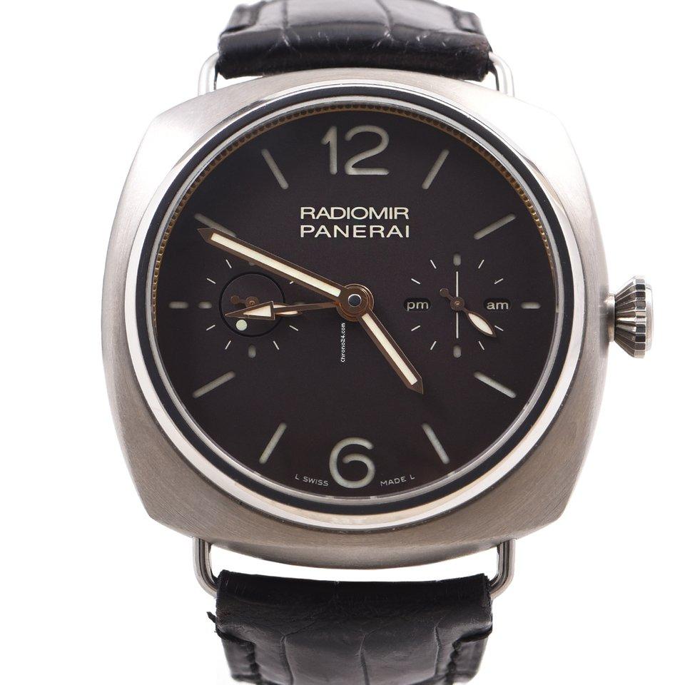 bb740dc1565 Panerai Radiomir Tourbillon GMT - Todos os preços de relógios Panerai  Radiomir Tourbillon GMT na Chrono24