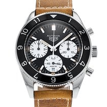 TAG Heuer Autavia pre-owned 42mm Steel