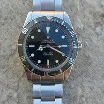 Rolex 5508 Staal 1960 Submariner (No Date) tweedehands