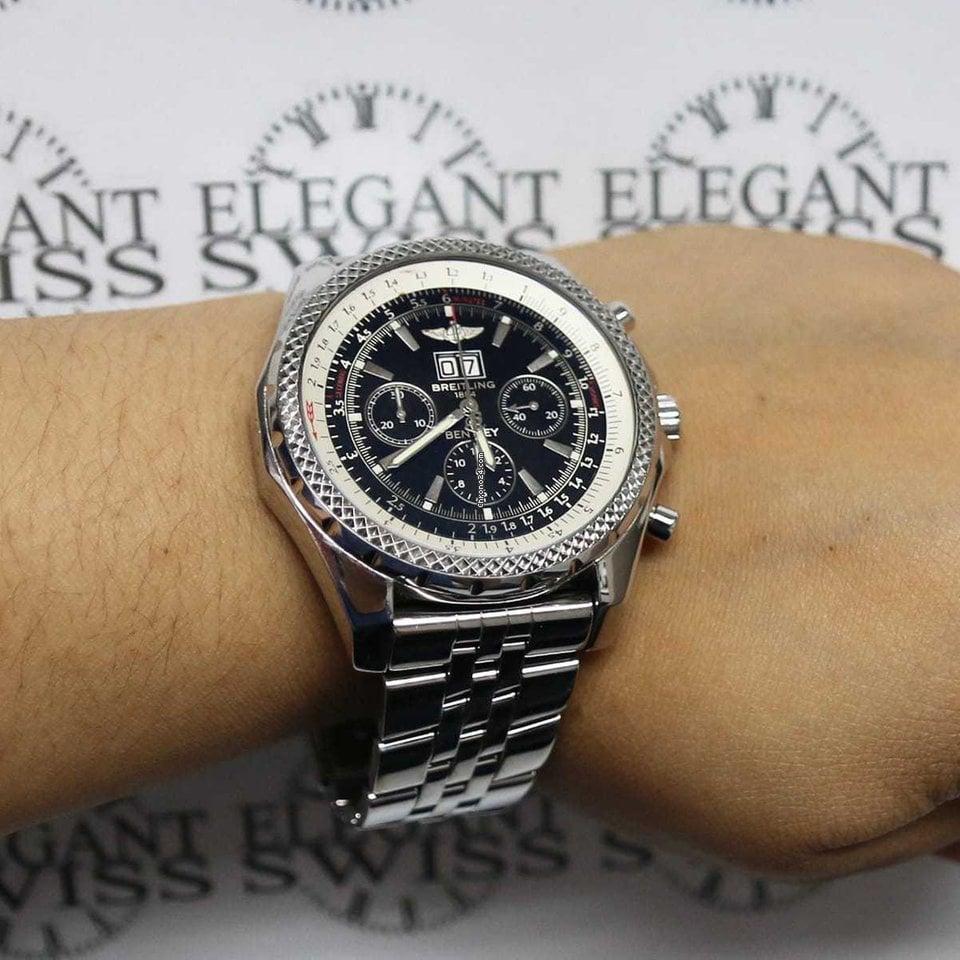 4ac0e528610 Breitling Bentley 6.75 - Todos os preços de relógios Breitling Bentley 6.75  na Chrono24