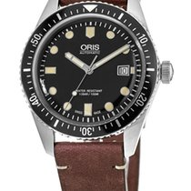 Oris 01 733 7720 4054-07 5 21 45 Steel Divers Sixty Five new United States of America, New York, Brooklyn