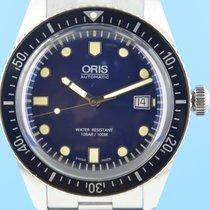 Oris Divers Sixty Five 01 733 7720 4055-07 8 21 18 2017 gebraucht