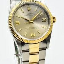 Rolex Oyster Perpetual 34 Steel 34mm Silver United States of America, Indiana, Carmel