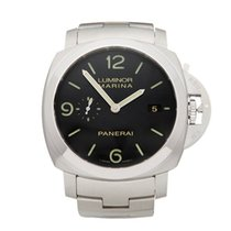 Panerai Luminor Marina 1950 3 Days Automatic Steel 44mm Black United Kingdom, Bishop's Stortford