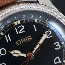 Oris Steel 40,00mm Automatic 01 754 7741 4037 Set LS new