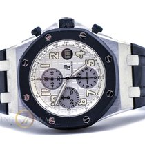 Audemars Piguet Royal Oak Offshore Chronograph Steel 42mm Silver Malaysia, Subang Jaya