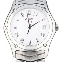 Ebel Classic Steel 37mm White United States of America, Illinois, BUFFALO GROVE