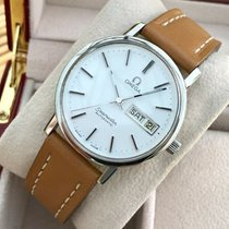 Omega Seamaster Day Date Calibre 1022 mens 1970s vintage watch