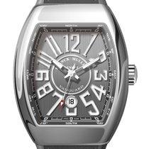 Franck Muller Vanguard Steel Grey
