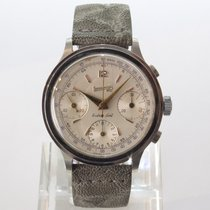 Eberhard & Co. Steel 40mm Manual winding Extra-Fort pre-owned