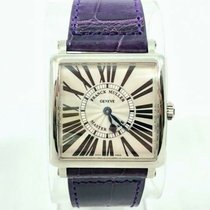 Franck Muller Steel Automatic Champagne 32mm pre-owned Master Square