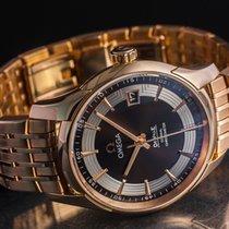 Omega Oro rosado 2016 De Ville Hour Vision 41mm usados