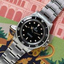 Rolex Submariner (No Date) Steel 40mm Black No numerals United States of America, California, Newport Beach