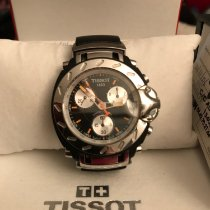 Tissot T-Race occasion Noir Chronographe Date Silicone