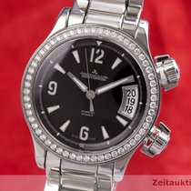Jaeger-LeCoultre Master Compressor Lady Automatic Steel 36.5mm Black