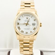 Rolex Day-Date 36 118238 2002 occasion