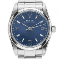 Rolex Oyster Perpetual Stahl Automatik Armband Oyster 31mm...