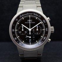 IWC 372702 GST Chronograph Quartz Black Dial Titanium (26820)