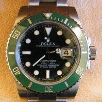 Rolex Submariner Date VERDE VERDE