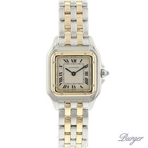 Cartier Panthere PM Gold/Steel