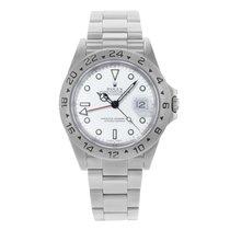 롤렉스 (Rolex) Explorer II 16570  Steel Automatic Men's Watch(17371)