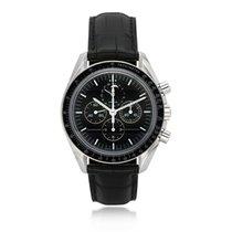 Omega Speedmaster Moonphase Watch - Ref# 3876.50.31